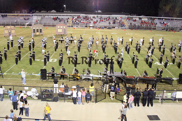 Cleburne High School Band