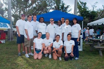 2006 March of Dimes Fort Lauderdale Walk Part 1