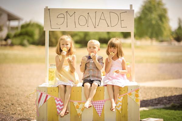 Lemonade Stand - 2013