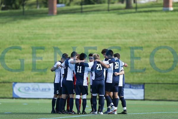 Men's Soccer vs. Oswego (Photos by Ben Gajewski)