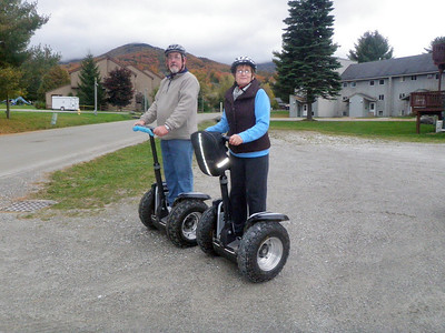 Segway Photos - 2009
