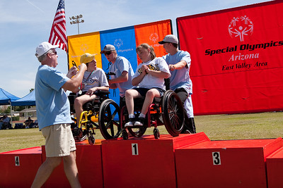 Special Olympics Track 04102010
