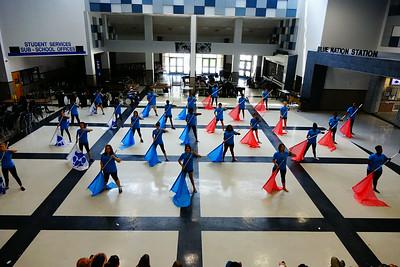 Color Guard / Drumline Camp 16-20 June 2014