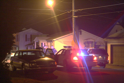 Police Response, Mauch Chunk & Patterson St, Tamaqua (2-27-2012)