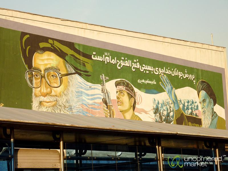 Iranian Murals