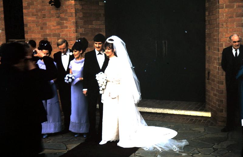 1970-9 (7) Graham & Lesley Ulrick    wedding.JPG