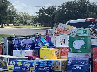 Hurricane Laura Supply Drive