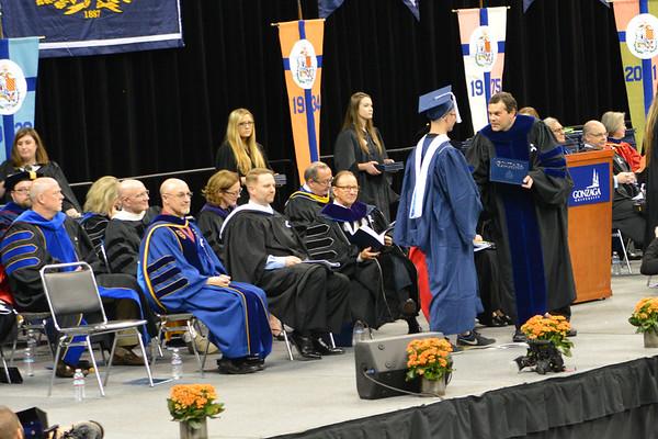 Gonzaga 2017 graduation - friends