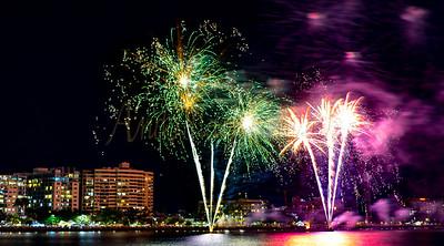 2018-08-25 Fireworks