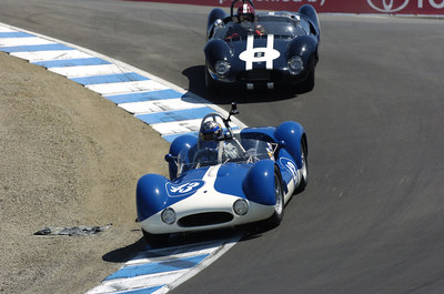 2006 Monterey Historics Group 2B 1956-60 Sports Racing Cars under 2500cc