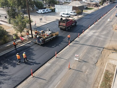 Paving - From Chris