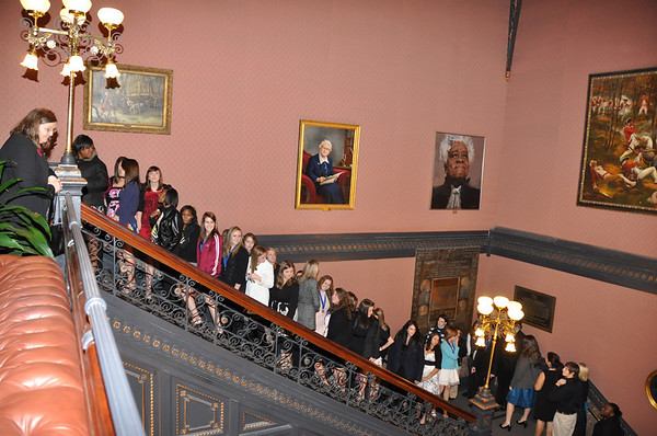A Day At The Statehouse