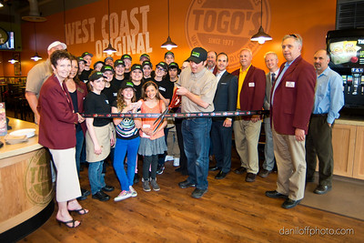 TOGO Restaurant & Catering - Ribbon Cutting Ceremony - Sandy Area Chamber of Commerce