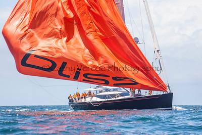 NZ Millennium Cup Superyacht Regatta