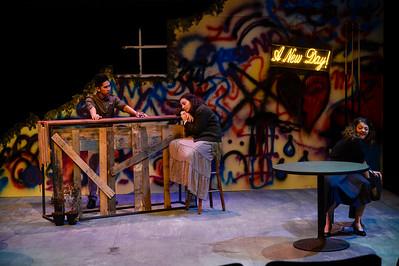 Pulp Theatre Savage in Limbo