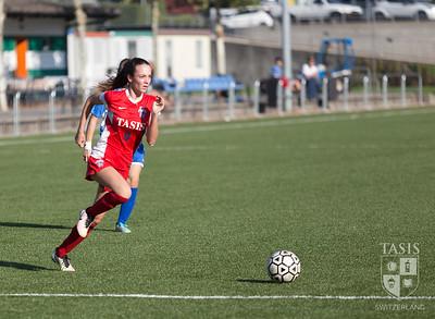 TASIS Varsity Girls Soccer Take on ASM