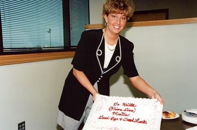 7-1-1995 Krista Martin Farewell