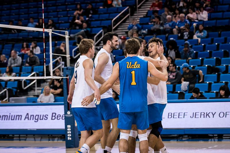 UCLA Men's Volleyball vs. Cal State Northridge @ Pauley Pavilion