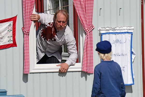 När Emil hävde paltsmet över sin fader