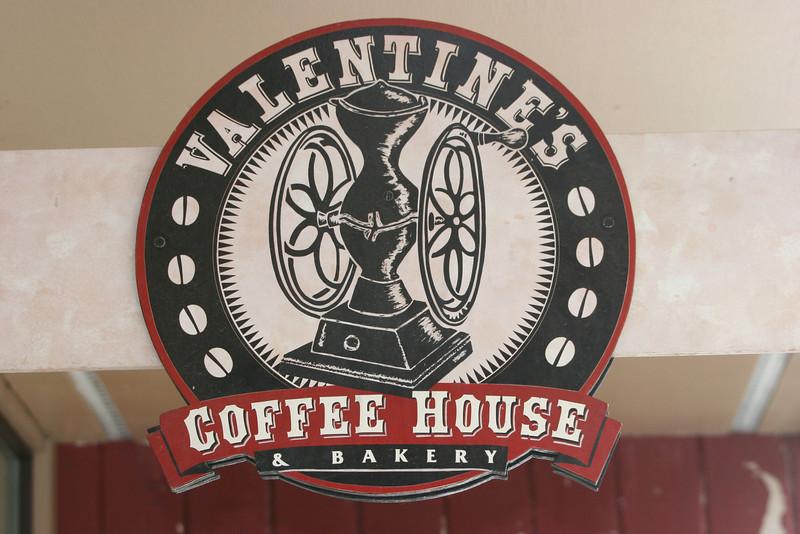 favorite coffee spot -Juneau