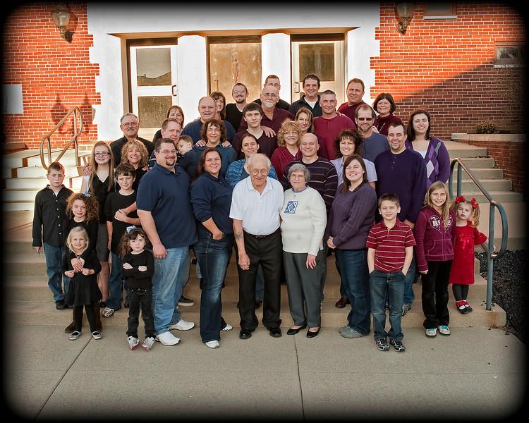 006 Weirich Family Celebration Nov 2011 (10x8) framed 3.jpg