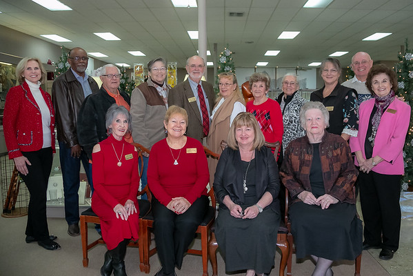 Milam County Historical Commission Group Shot 2018