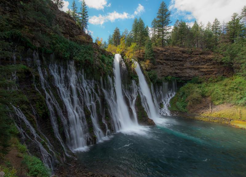 McArthur-Burney Falls