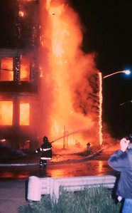 Newark - W. Runyon & Hunterdon, May 1981