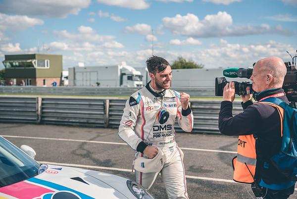 Dino Zamparelli - Carrera Cup GB - Snetterton