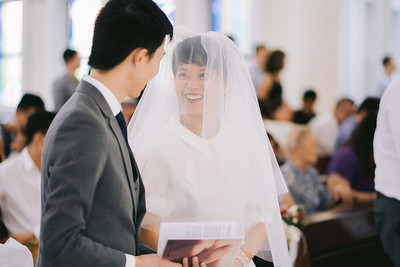 Hai Bin & Yong Huay Wedding