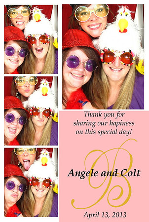 Angele and Colt's Wedding