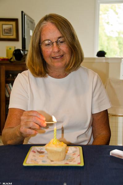 Laraine's Birthday 2011