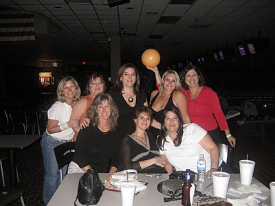 Girls night out - bowling