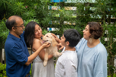 Anjan Thakore - Family Shoot