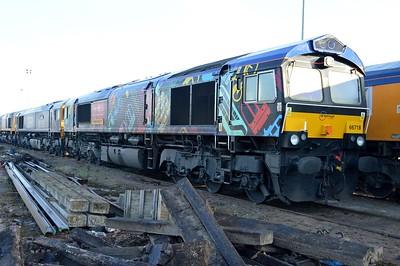 Peterborough (GB), Wishaw & Stourbridge   06/04/15