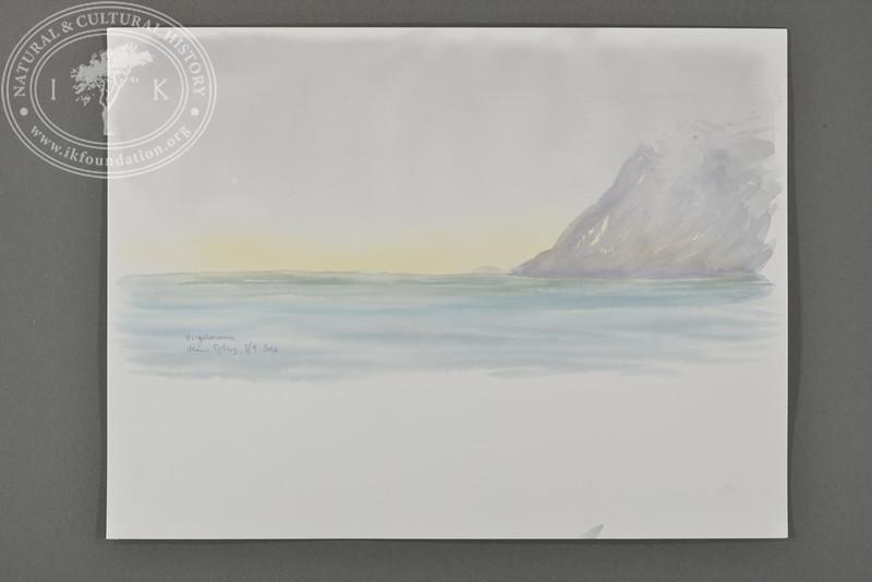 Virgohamna, Svalbard | 8.9.2016. | Måns Sjöberg.