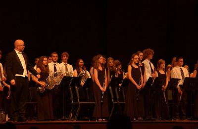 QCHS Symphonic Band, '09