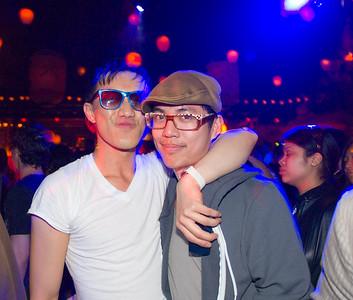 Dim Mak and Fool's Gold present A-Track, Sinden, Steve Aoki & friends - Hiro Ballroom - New York, NY
