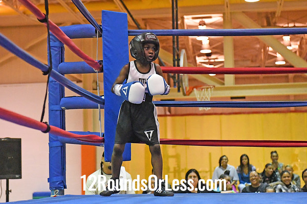 2016, April 2, All Star Amateur Boxing Show, Cleveland, OH