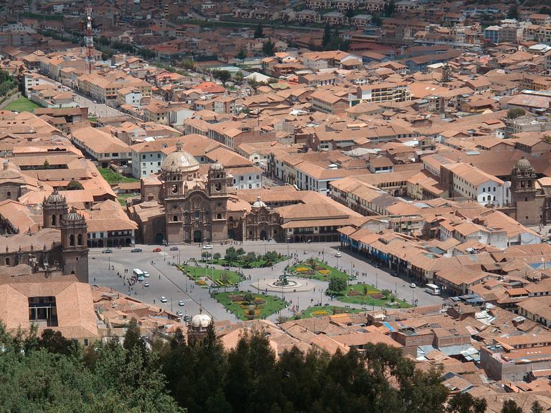 Plaza del Armas - Cusco