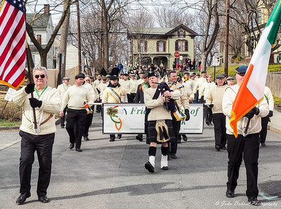 Clinton St Patricks Day Parade 2017