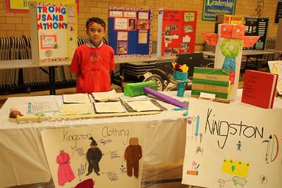 Cultural Fair: Grade 6