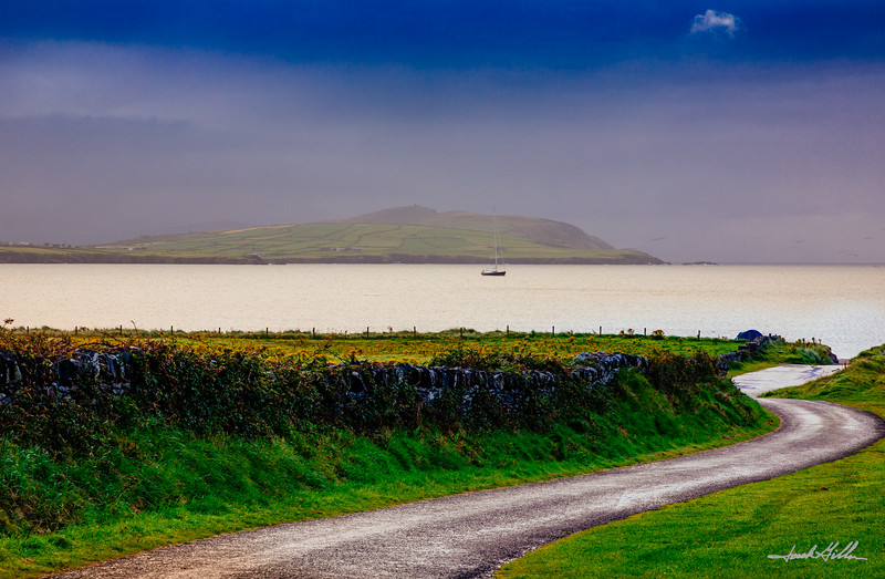 Early morning in Ventry Harbour