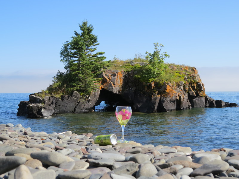 A TOAST TO HOLLOW ROCK