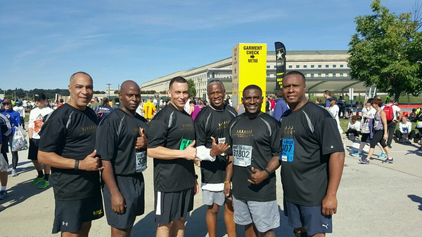 2015 Army 10-Miler