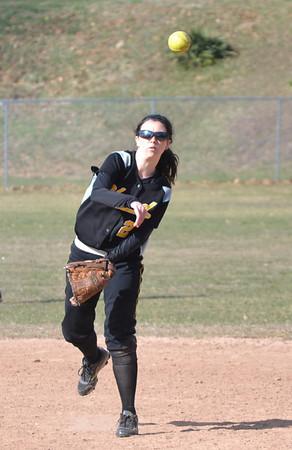 DHHS JV softball 2013