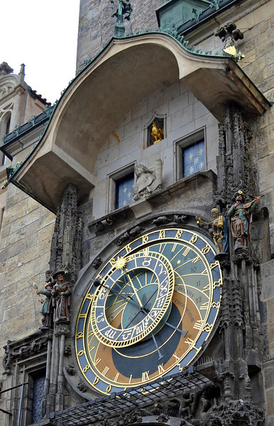 Astrological Clock, Prague | My Itchy Travel Feet
