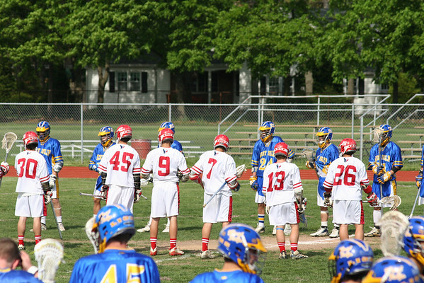 East vs West Islip 2008