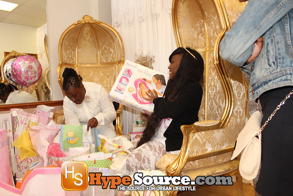 Jalisa and Amina Baby Shower