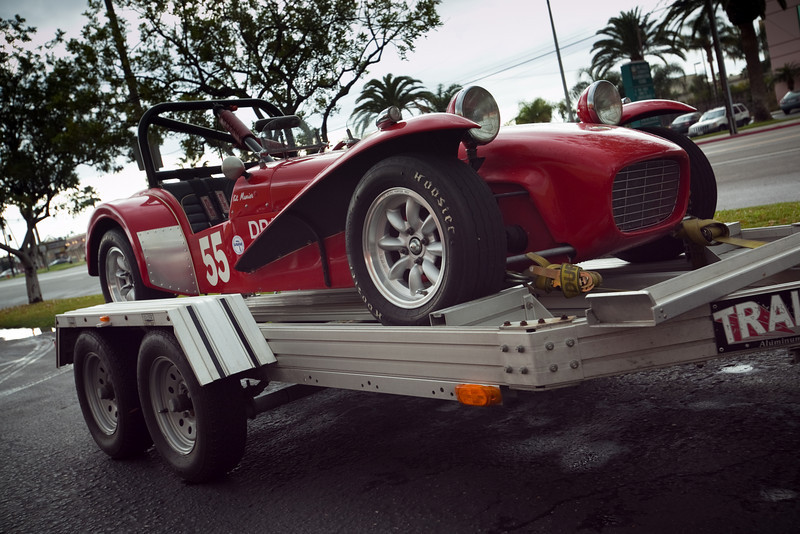 Not sure if this Caterham 7 has anything to do with our group